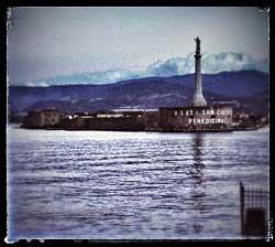 Il Porto di Messina