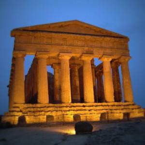 Tempio di Giunone - Agrigento
