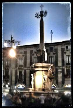 Piazza Duomo - U Liotru