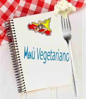Menù Vegetariano siciliano