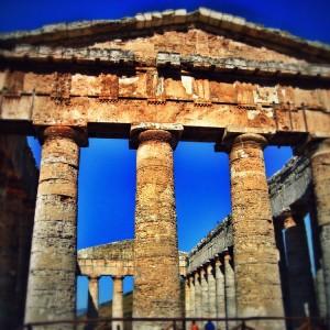 Parco archeologico - Segesta
