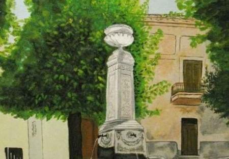Fontana S.Nicola di Patti
