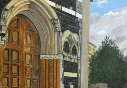 Portale della Cattedrale di Patti