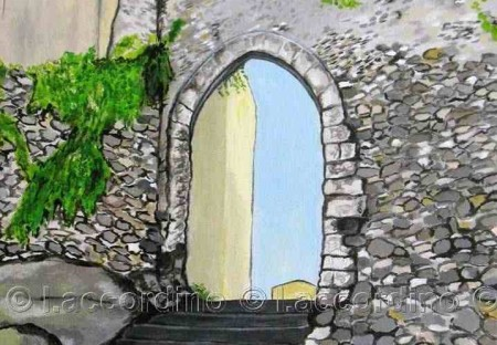 Porta San Michele - Patti