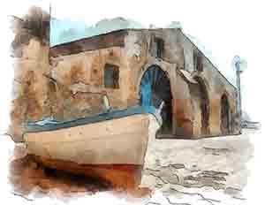 Tonnara siciliana